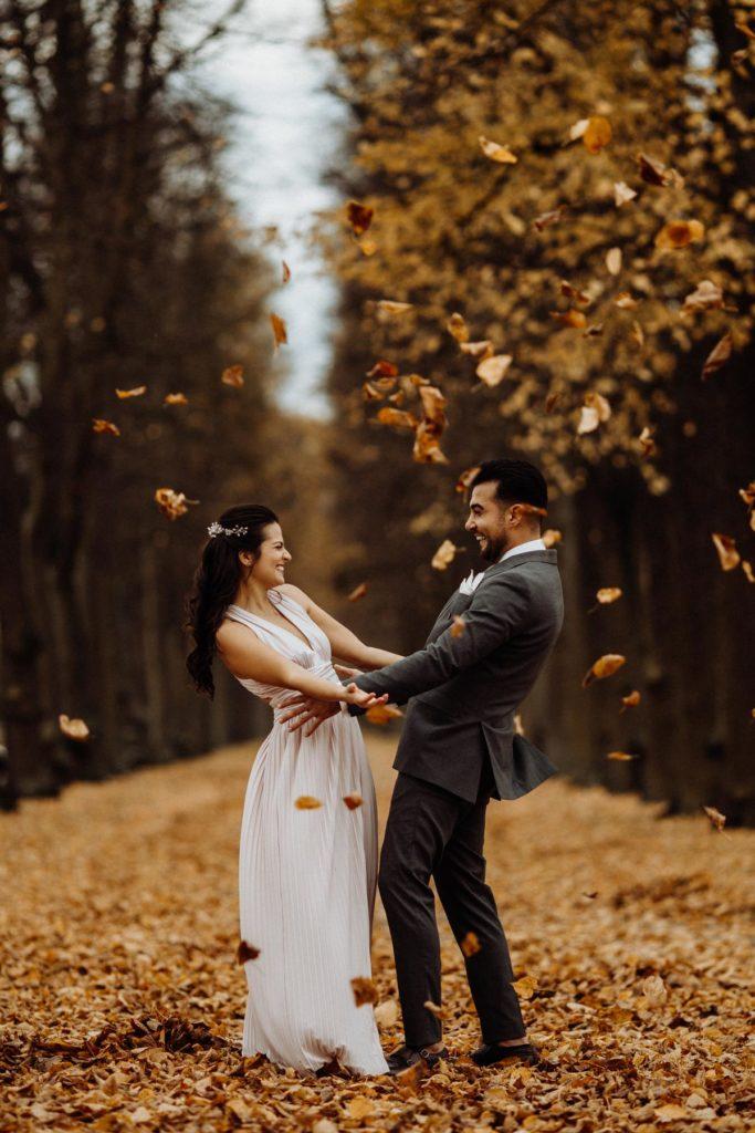 Hochzeitsfotograf aus Hannover beim Paarshooting