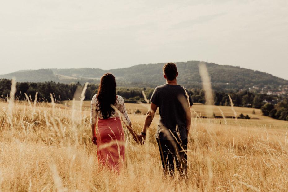 Hochzeitsfotograf aus Hannover macht in Goslar Paarshooting