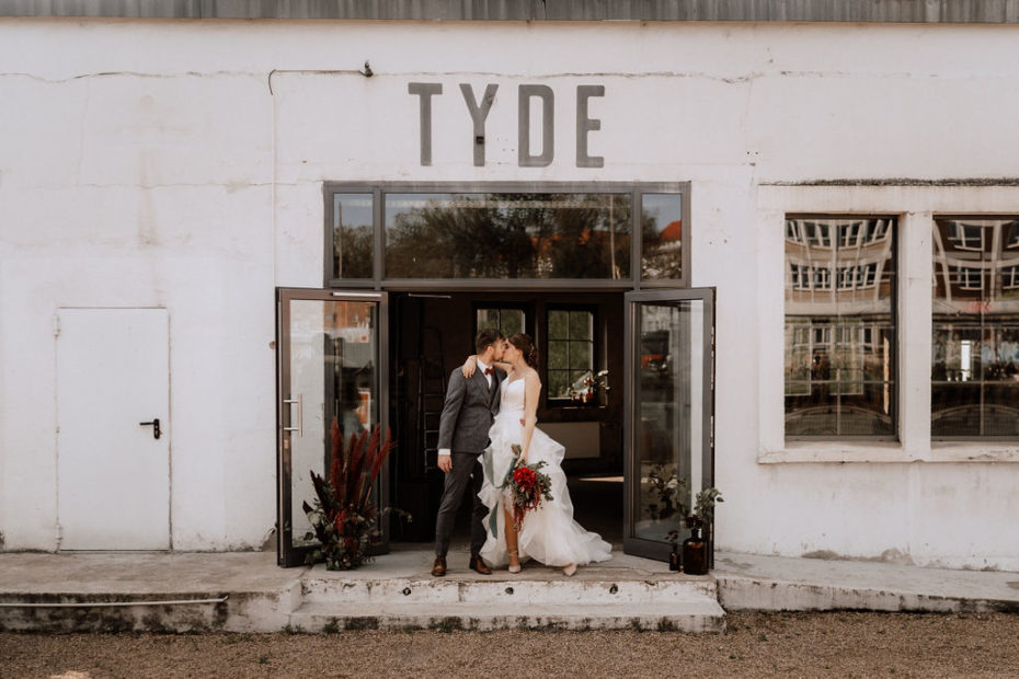 Hochzeit in TYDE Studios Dortmund